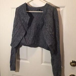 INC large sweater gray Sweater